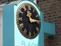 Image for BL and Co Clock - St Anne's Terrace, London, UK