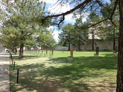Oklahoma City National Memorial - Oklahoma City, OK