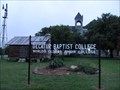 Image for OLDEST - Junior College in the World - Decatur Baptist College - Decatur, Texas