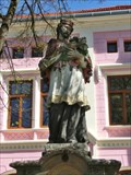 Image for St. John of Nepomuk - Stráž nad Nežárkou, Czech Republic