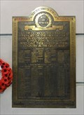 Image for E. Hulton And Co Memorial Plaque In Printworks - Manchester, UK