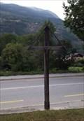 Image for Wooden Cross Gstipfstrasse- Glis, VS, Switzerland
