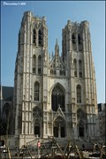 Image for Cathédrale des Saints Michel et Gudule / St. Michael and St. Gudula Cathedral (Brussels, Belgium)