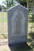 """Image for FIRST One Buried in Pleasant Mound """"Public"""" Cemetery - Dallas, TX"""