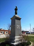 Image for Monument to Union Soldiers and Sailors - Trenton, Missouri