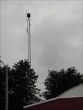Image for Rutland, Illinois, warning  siren.