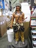 Image for Shoshone Indian  -  Army Surplus Warehouse - Idaho Falls, Idaho
