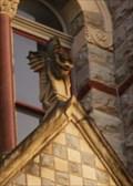 Image for Fayette Co. Courthouse Gargoyle -- La Grange TX