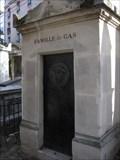 Image for Edgar Degas (in Montmartre Cemetery)