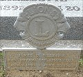 Image for Grave Marker - Edgewater New Smyrna Cemetery - Edgewater, FL