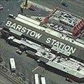 Image for Barstow Station - Readable From Above  - Barstow, California, USA.