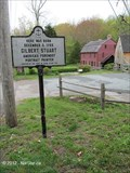 Image for Here was Born - Gilbert Stuart - North Kingstown, RI