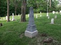Image for George S. Vanarsdall - IOOF Cemetery - Crawfordsville, IN