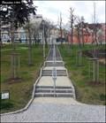 Image for Kajetánka stairway / Schodište Kajetánka - Prague