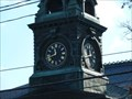 Image for Conway Public Library Tower Clock - Conway, NH