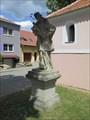 Image for Socha Svatý Jan Nepomucký - Kroužek, Czech Republic