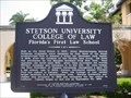 Image for Stetson University College of Law: Florida's First Law School