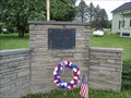 Image for War Memorial - Nichols, NY
