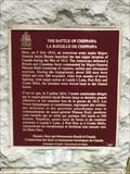 Image for BATTLE OF CHIPPAWA - Niagara, Ontario
