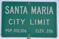 Image for Santa Maria ~ Elevation 1,281