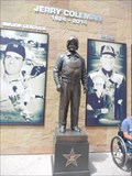 Image for Jerry Coleman Statue Unveiled at Petco Park  -  San Diego, CA