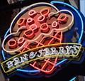 Image for Ben & Jerry's - Artistic Neon - Universal Studios - Orlando, Florida, USA.