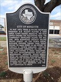 Image for City of Mesquite