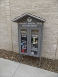 Image for Community Ministry Center Little Free Pantry - Bentonville, AR - USA