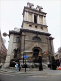 Image for St Mary Woolnoth Church - Lombard Street, London, UK