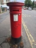 Image for Victorian Pillar Box - Fletton Avenue - Peterborough - Cambridgeshire - UK