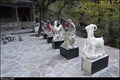 Image for Eastern Zodiac statues - Fortune Celebration Temple (Fu Qing Si) on Mount Cangyan (Hebei, China)