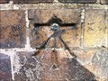 Image for Cut Benchmark with Bolt on Holy Trinity Church, Oakengates, Telford, Shropshire