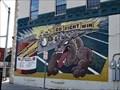 Image for McGregor Football Mural - McGregor, TX