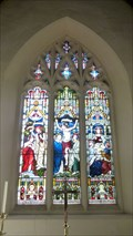 Image for Stained Glass Windows - St John the Baptist - Billesdon, Leicestershire