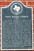 Image for First Baptist Church of Moody