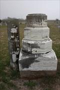 Image for Mary Gibson & Peter Coffee Gibson - Matagorda Cemetery - Matagorda, TX