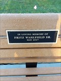Image for Fritz Wahlfield Sr. - Comstock Park, Michigan