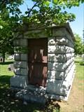 Image for Black Mausoleum - Olathe Cemetery - Olathe, Ks.