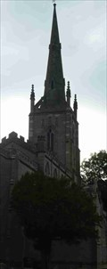 Image for Bell Tower, St Andrew's Church, Ombersley, Worcestershire, England