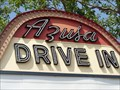 Image for Drive In Sign - Azusa, California, USA.
