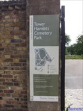 Image for Tower Hamlets Cemetery Park - Southern Grove, London, UK