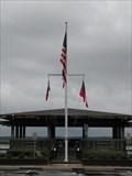 Image for Waterfront Flag Pole - St. Marys, Georgia