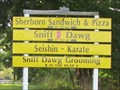 Image for Sniff Dawg in Rear - Sherborn, MA
