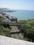 Image for Bottom Bridge, Constitution Hill, Aberystwyth, Ceredigion, Wales, UK
