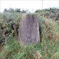 Image for O.S. Triangulation Pillar - Hill of Canterland, Aberdeenshire.