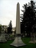 Image for Hopeman Family Grave, Mt. Hope Cemetery, Rochester, NY