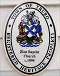 Image for Zion Baptist Church - 1898 - Truro, NS