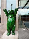 Image for Green Buddy Bear  -  Berlin, Germany