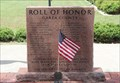 Image for Garza County Roll of Honor -- Post TX