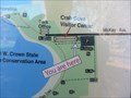 """Image for Crab Cove """"You are here"""" - Alameda, CA"""